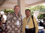 Prof. Dr. Franz Kappel from Graz University Austria.