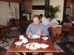 Breakfast before conference in IICMA UGM